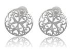 filigree stud earrings