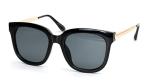 oversized black sunglasses